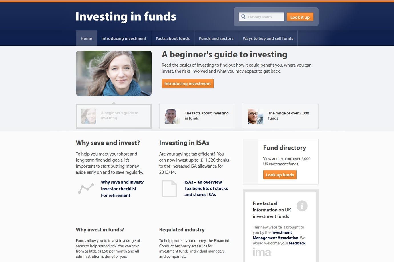 Investing in Funds